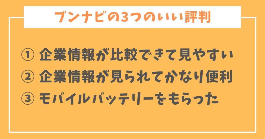 ブンナビの特徴や評判-7-3つのいい評判.j
